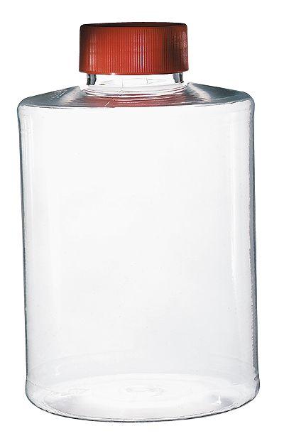 corning roller bottle 490 cm2 plug seal cap from cole parmer. Black Bedroom Furniture Sets. Home Design Ideas