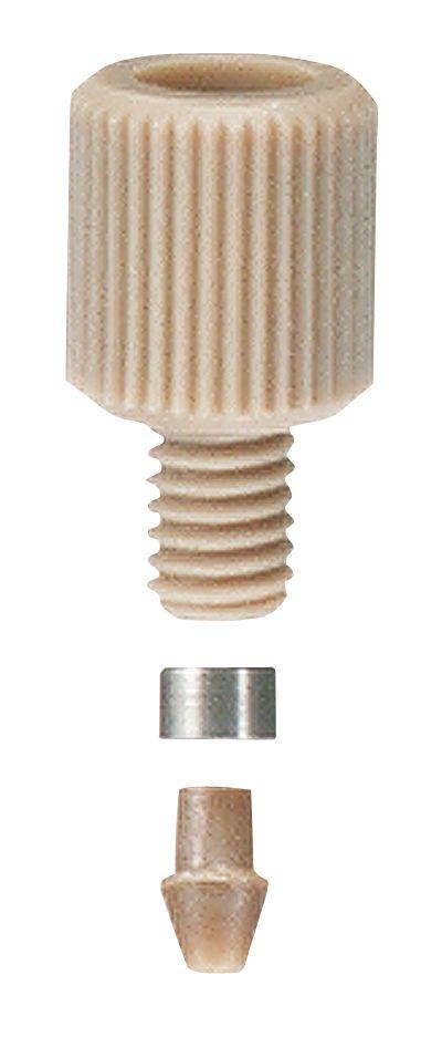Litetouch ferrule system peek nut pack from cole