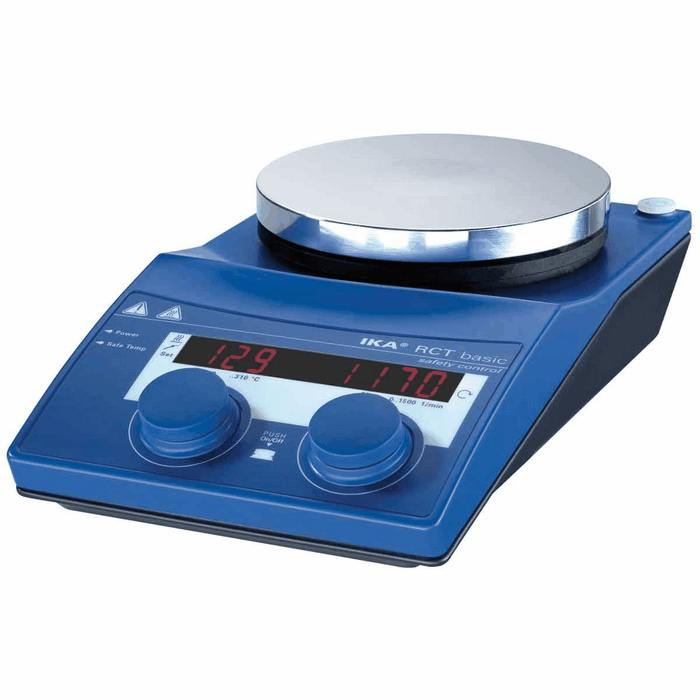 IKA RCT Basic IKAMAG Digital Round Top Stirring Hot Plate ...