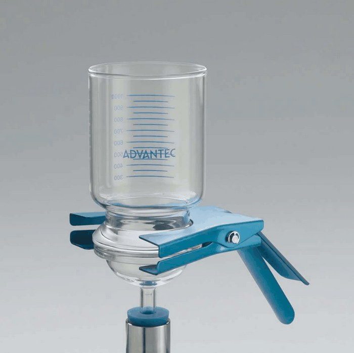 Advantec All Glass Microanalysis Filter Holder 90 Mm 1000