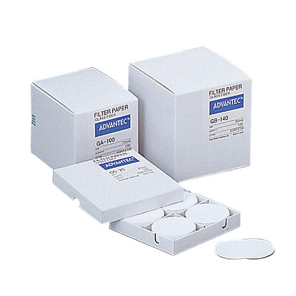 Advantec Grade Ga55 Glass Fiber Filters 100 Box From Cole