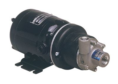316 Ss Magnetic Drive Pump With Explosion Proof Motor 2 8