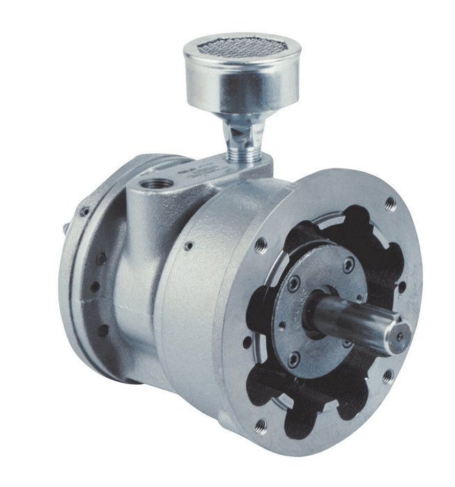 Direct Drive Nema Type 145 Tc Face Air Motor From Cole Parmer