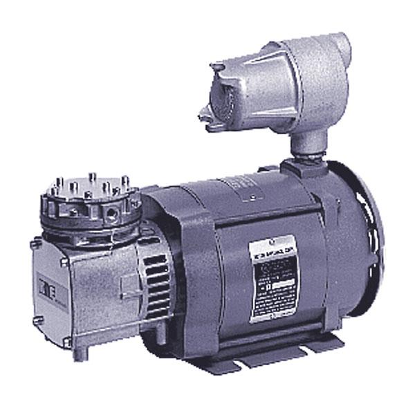 Knf Explosion Proof Motor Vacuum Pump Al Nbr 0 7 Cfm 28 55