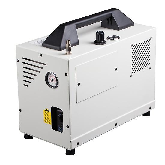 quiet air compressor review