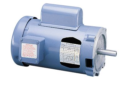 Totally enclosed fan cooled tefc ac motor with nema type for Totally enclosed fan cooled motor