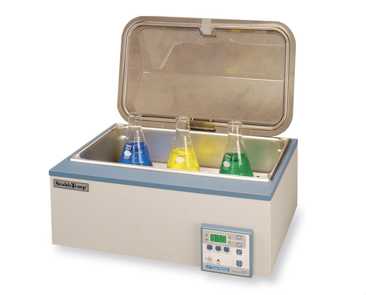 Cole Parmer StableTemp Water bath 5L 120V (Representative photo only) #AC9C1F