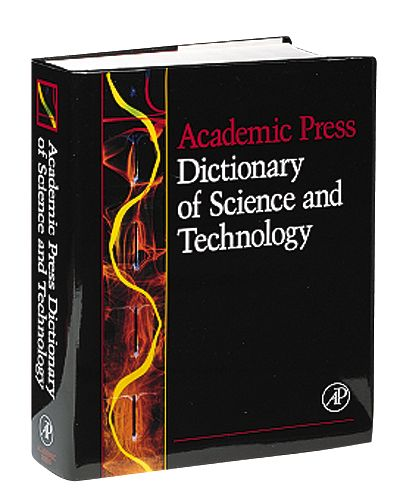 science terms dictionary online