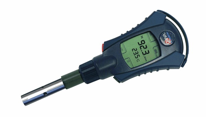 Water Conductivity Measurement : Wtw vario conductivity meter for ultrpure and natural