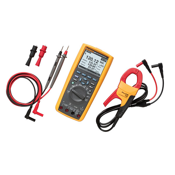 Fluke Tick Tester : Clamp meter fluke multimeter and kit