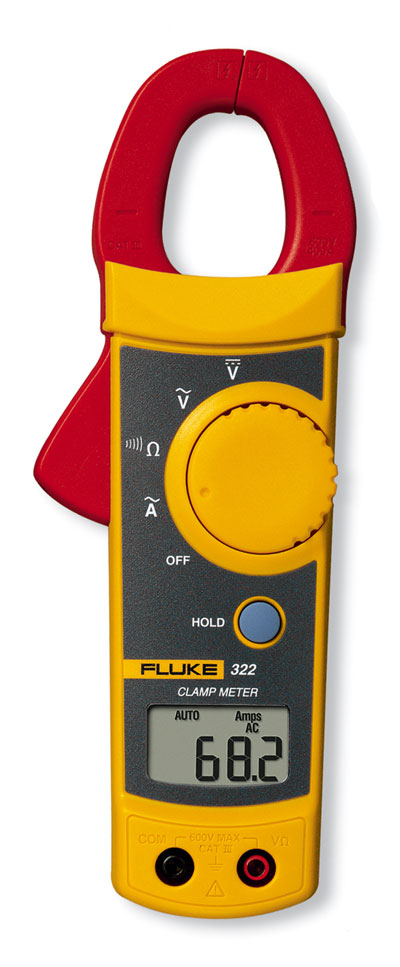 Fluke Meters Clamp On Sale : Fluke clamp meter from cole parmer