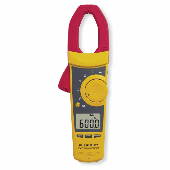 Fluke Digital Clamp Meter Fluke 337 Clamp Meter Click