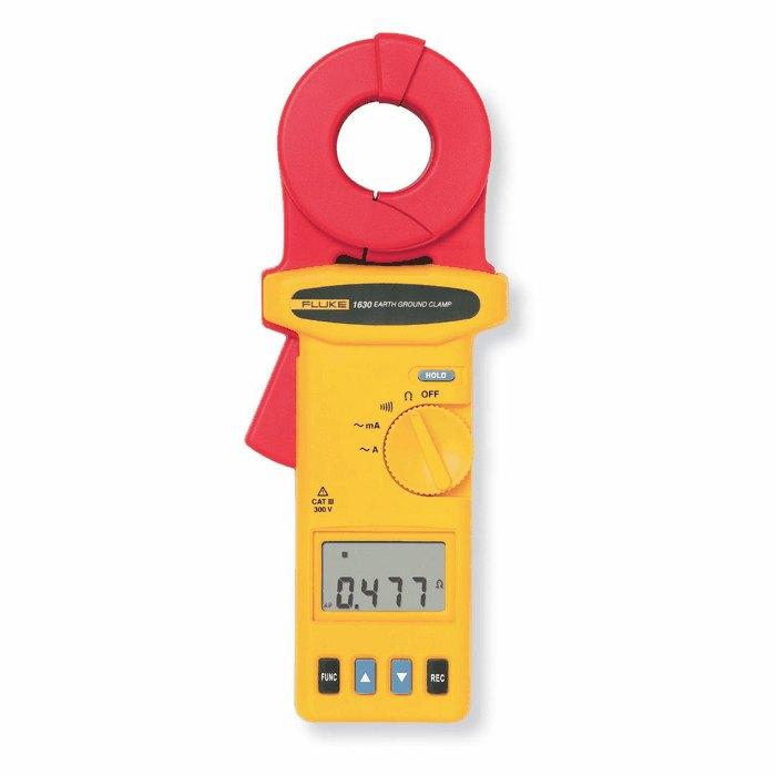 fluke 322 clamp meter instruction manual