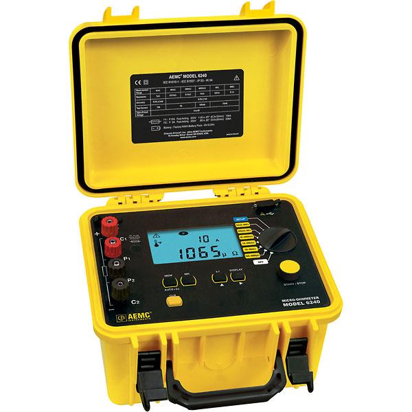 Ohmmeter To Measure Ohms : Micro ohm meter industriewerkzeuge ausrüstung