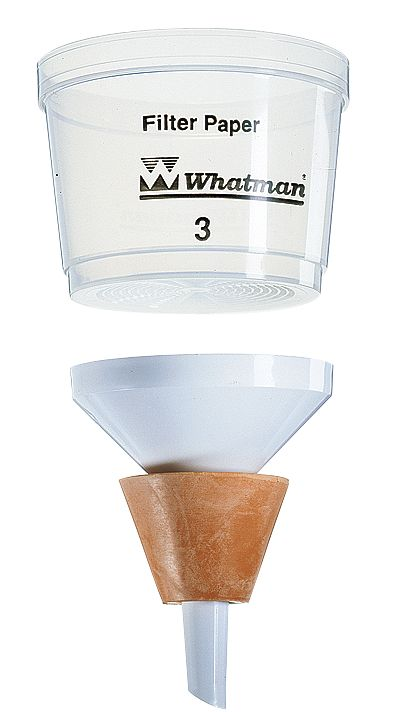 Whatman Filter Funnel Stem From Cole