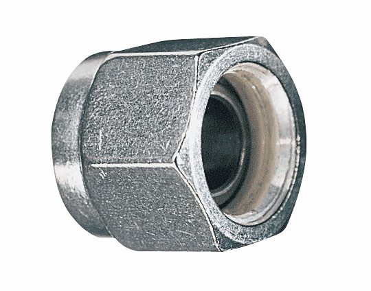 Ferrule and nut assembly stainless steel from cole