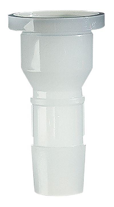 Sanitary Fittings Plastic Sanitary Couplings PVDF 1 2 ID1