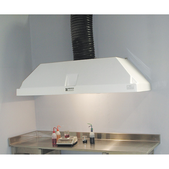 Heat Pump Canopy : Cole parmer ducted wall canopy fume hood w from