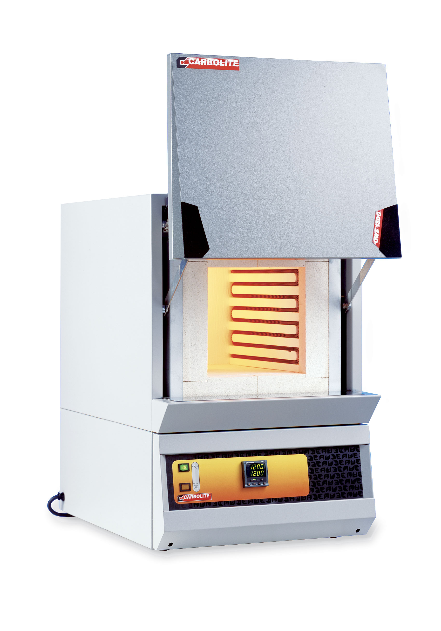 Carbolite CWF12 Heavy Duty Box Furnace 1200C 13 6 L capacity from Cole  #B48A17