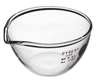 Pyrex Brand 3180 Evaporating Dish 105 mm OD x 55 mm H 290 ...