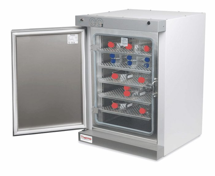 napco water jacketed co2 incubator with ir sensor 230vac from cole