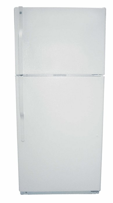 COLE-PARMER Refrigerator/Freezer, Basic-use 21 cuft., White