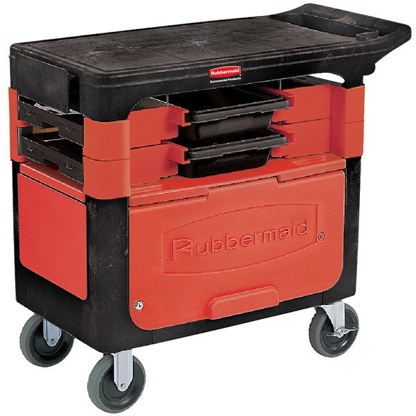 Image Result For Maid Carts Rubbermaid