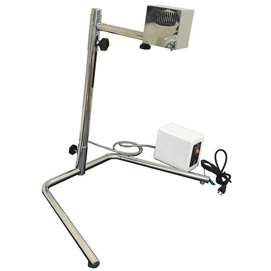 Adjustable mixer motor stand height 425 to 600 mm w motor for Adjustable motor base mount