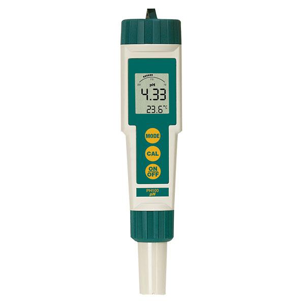 Waterproof Ph Meters : Extech exstik waterproof ph pocket tester from cole