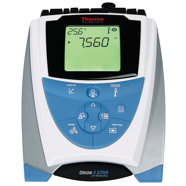 Thermo Scientific Orion 4 Star Benchtop Ph Ise Meter Kit