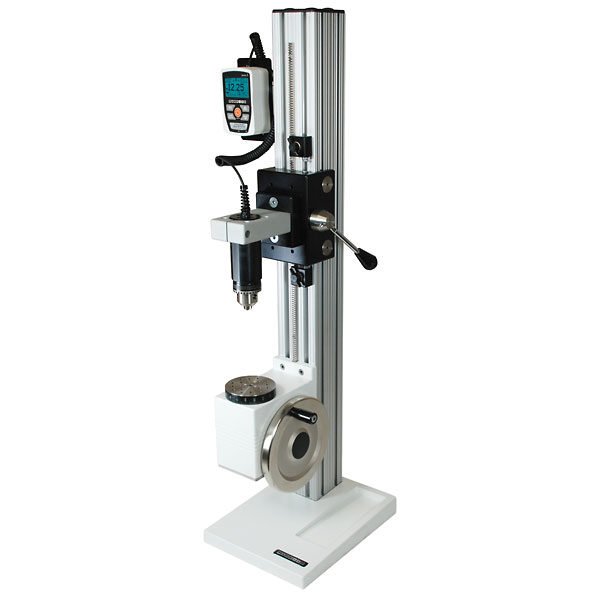 Test Stand Torque Motorized 100 Lbin Vertical 220v From