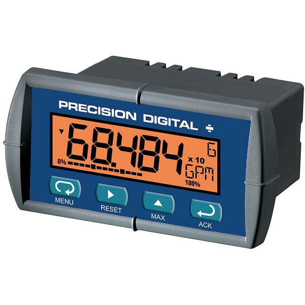 Precision Digital Panel Meters : Precision digital pd k process meter general purpose