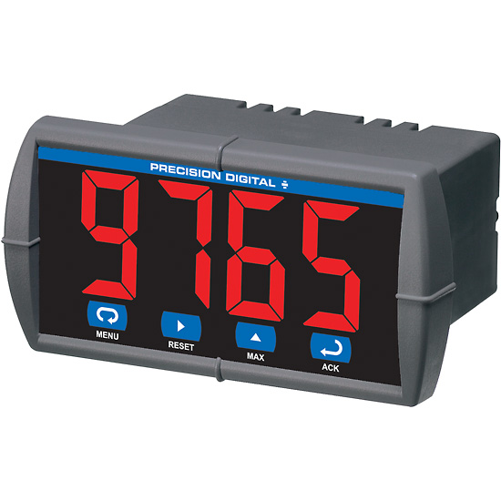 Precision Digital Panel Meters : Precision digital pd trident large display