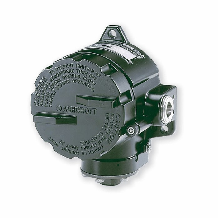 Ashcroft B7 Explosion Proof Pressure Switch 30 To 0 Hg