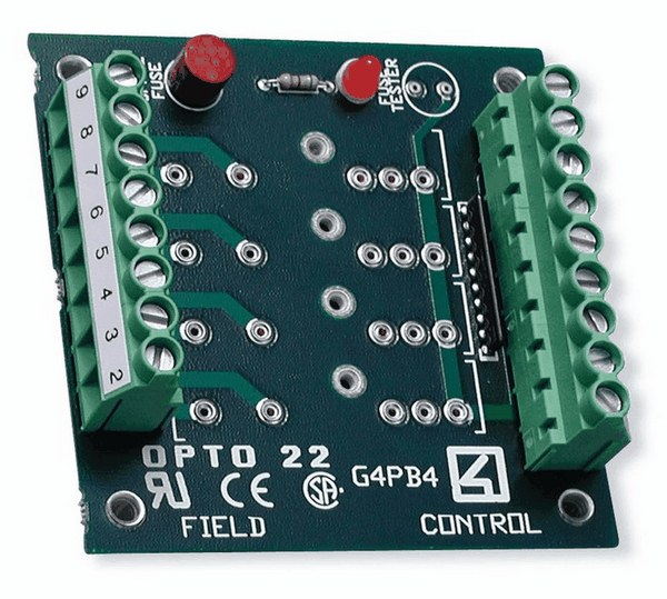 opto 22 g4ad17 analog type r thermocouple input module. Black Bedroom Furniture Sets. Home Design Ideas