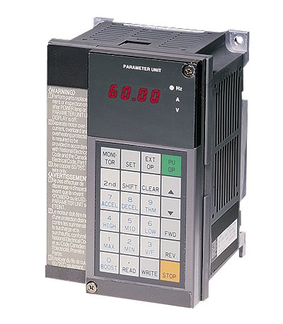 Variable speed three phase ac motor controller 1 hp from for Three phase motor speed control