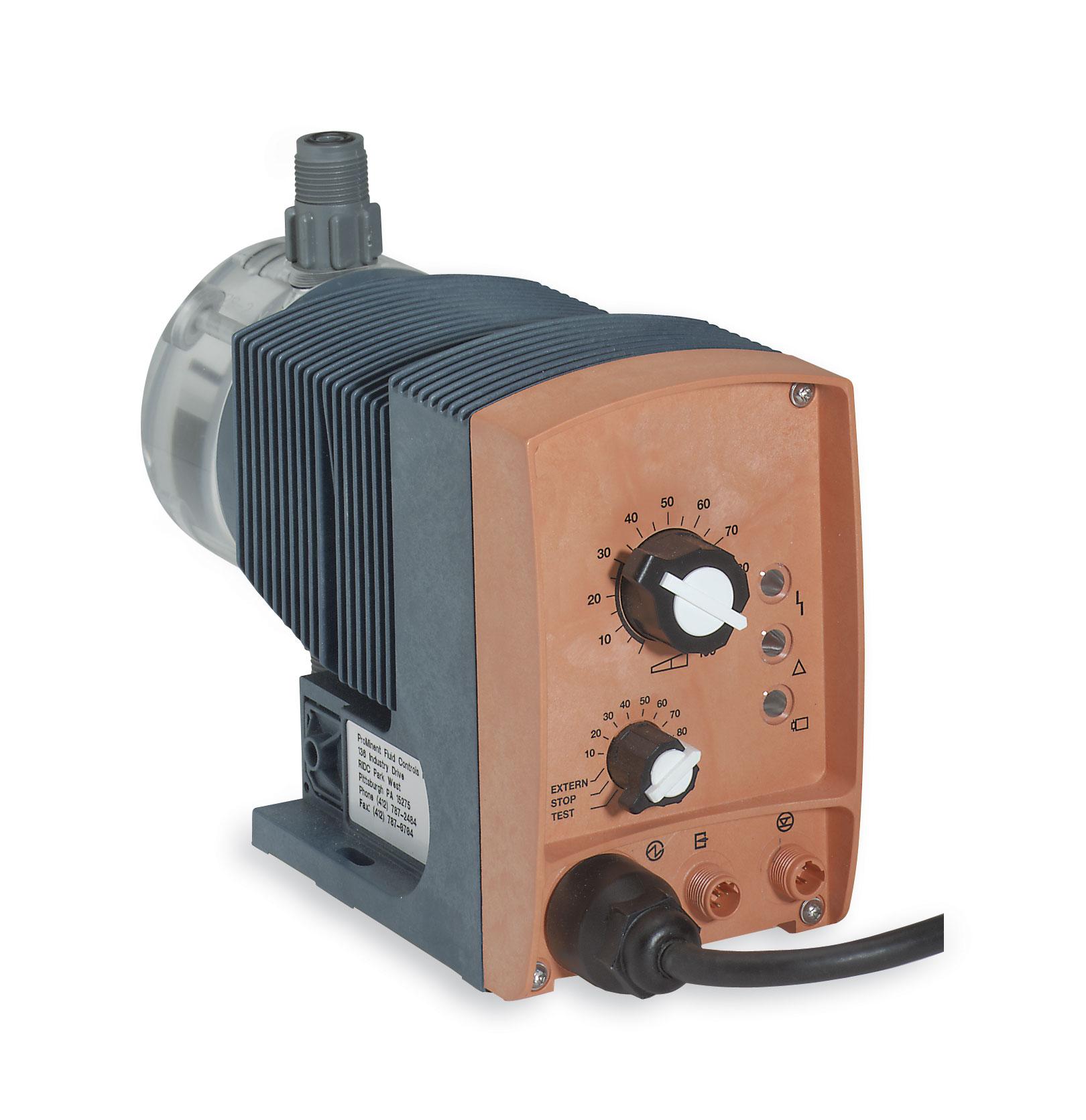 prominent solenoid metering pump manual