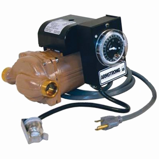 armstrong astro 20 hot water circulating pump w timer 3 4. Black Bedroom Furniture Sets. Home Design Ideas