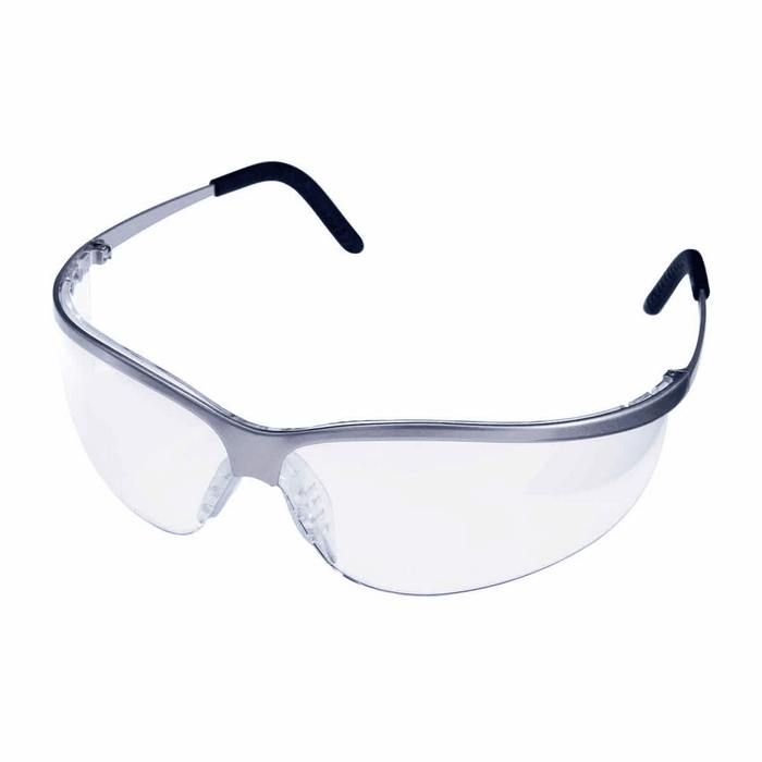 3m metaliks safety eyewear clear lens from cole parmer