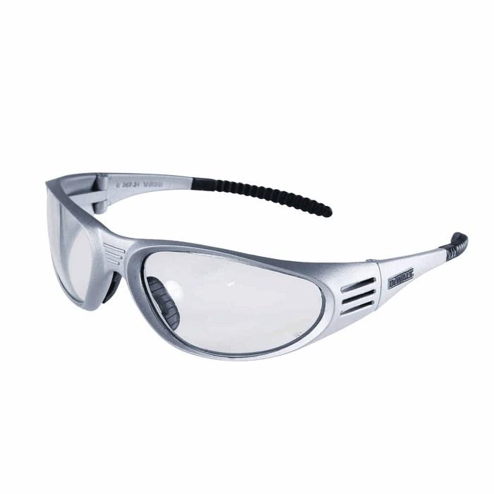 DeWalt Ventilator Safety Glasses Silver Frame Clear lens ...