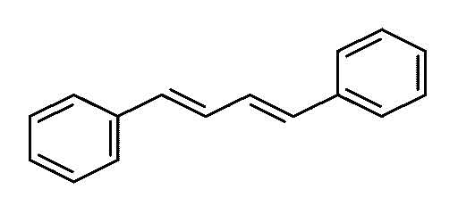 Bistyryl  C16H14  CID 641683  structure  Bistyryl 14Diphenyl13butadiene 14Diphenylbutadiene Transtrans14Diphenyl13butadiene