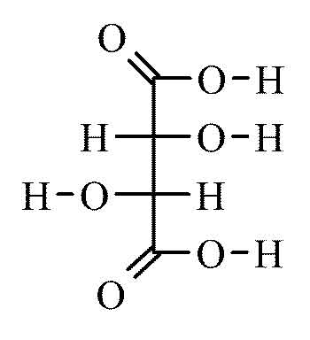 Is Tartaric Acid A Liquid At Room Temperature