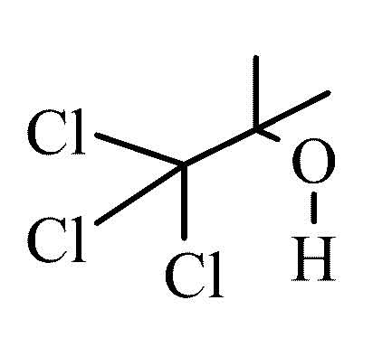 1 Methyl Propanol 1 1 1 Trichloro 2 Methyl 2