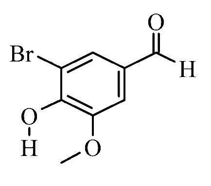 5-Bromovanillin | C8H7BrO3 - PubChem