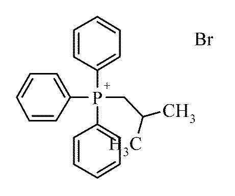 Isobutyl triphenylphosphonium bromide 99 5g from Cole-Parmer