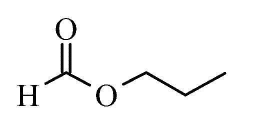 propyl formate 99 500g from coleparmer