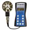 Representative photo only Anemometer Kit with 2 75 rotating vane probe