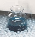 Representative photo only Polypropylene balls 10 mm pack of 5000