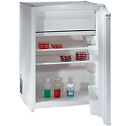 Representative photo only Undercounter compact refrigerator freezer