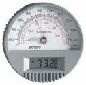 EW-03316-80 Wd-03316-80:Barometer W Digital Thermometer